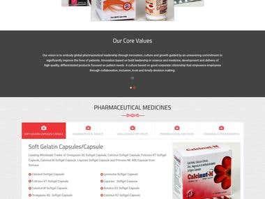 Medisoft website development