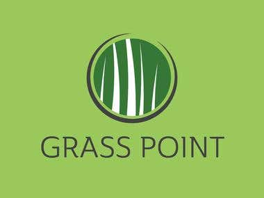 Logo Grass Piont