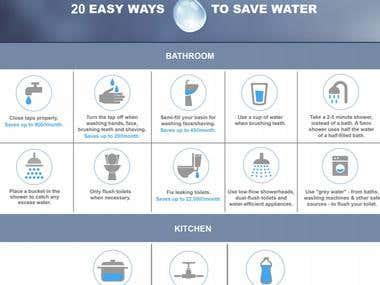 20 Water-Saving Tips