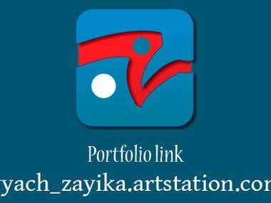 Portfolio link: https://vyach_zayika.artstation.com