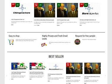 Buyemailleads Site
