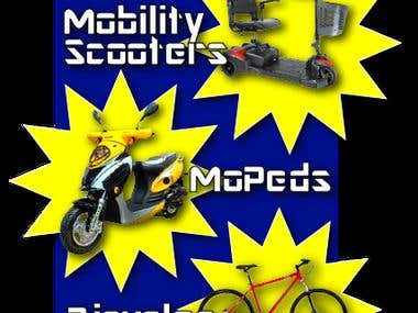 Mackinaw Scooters Flyer