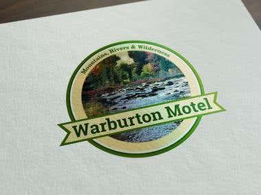 Warburton Motel Logo