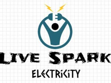 Logo For a Electricity Company