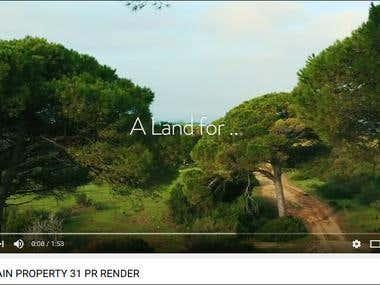 El Tabano Property promo video