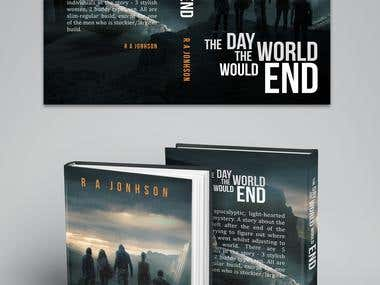 Book cover - illustrations