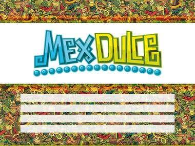 Mexdulce Front Card