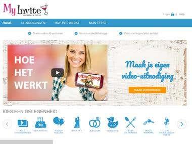 www.myinvite.nl