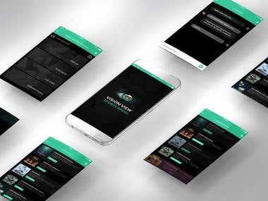 Internet Radio App