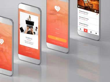 Philanthropy App