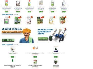 Agri Begri Online Shop