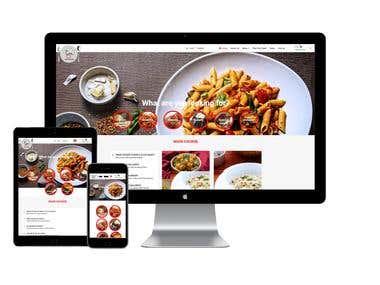 Tastebunch Online Food Service