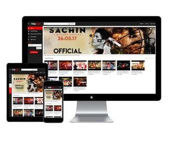 Songdekho video streaming website