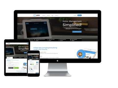 mPass Visitor Management System