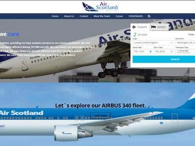Airline website http://69.195.124.201/~airscotl/
