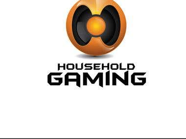 House Hold Gaming Logo