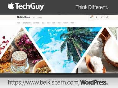 belkisbarn.com - WordPress Site