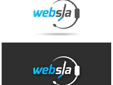 WebSLA Logo Design