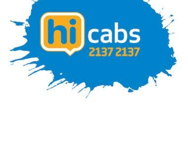 Cab - iOS Mobile Application