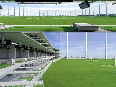 Golf 3D Game