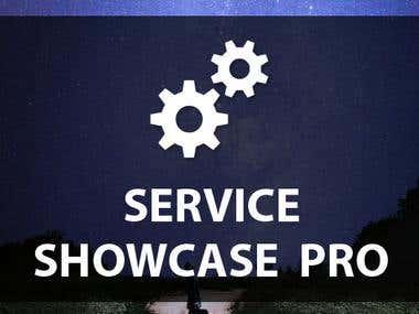 Service Showcase Pro Wordpress Plugin