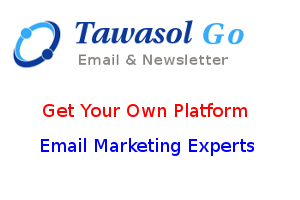 Tawasol Go - Email & Newsletter