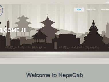 Taxi dispatch application - nepacab.com