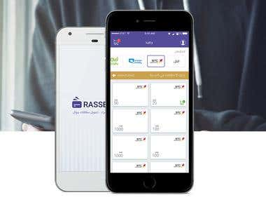 Rasseed - Charge,Sale and Buy mobile credit cards