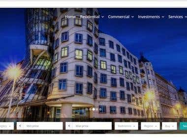 ingrad.cz ( Property Website)
