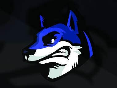 Wolf Mascot Concept