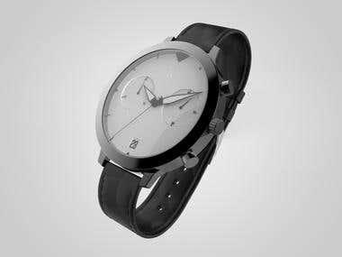modelinng watch