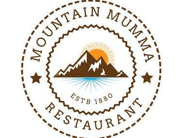 Mountain Mumma Logo Design........