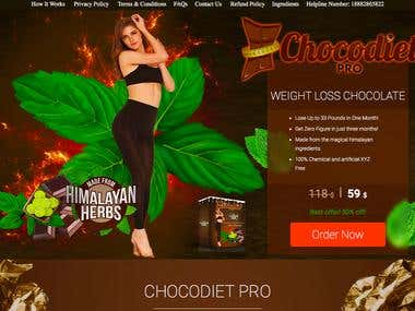 Chocodiet Pvt Ltd.