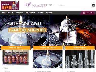 Qld Lamp Oils