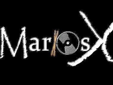 Professional Musician Logo for Marios K