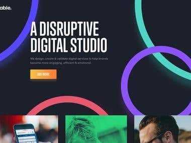 Design and Digital Services Company