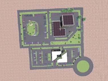 landscpaing design