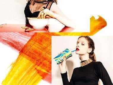 Editorial/fashion - Georgia Irina