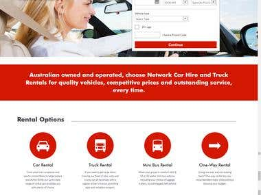 Network Car Hire And Truck Rentals - CMS