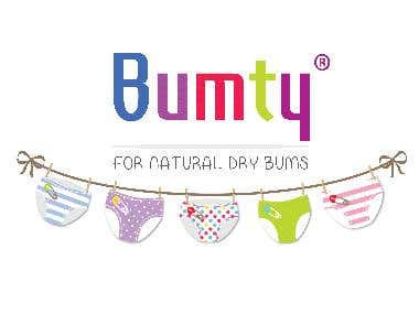 Logo for Bumty Bums