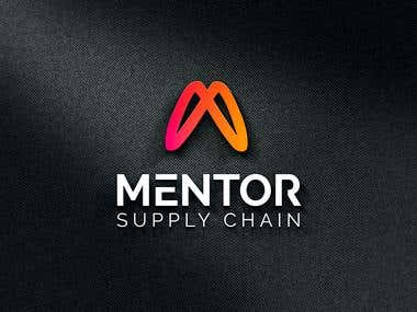 Logo for Mentor Supply Chain