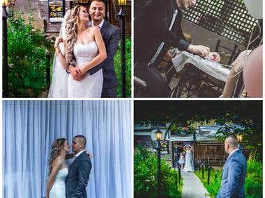 Wedding photography /Photoshop/Lightroom
