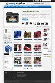 Making online store