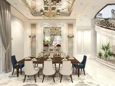 House Interior Design_ United Arab Emirates