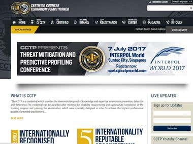 CCTP website