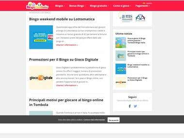 Spanish – Italian Translation
