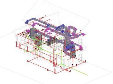 Autodesk Revit Installation Modeling