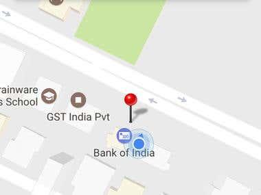 Taxi Booking App (similar to Uber)