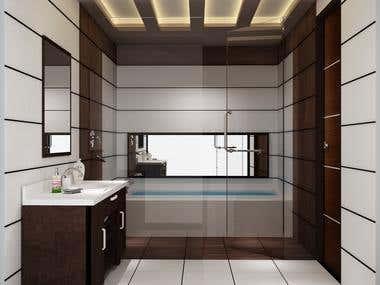 3d toilet design