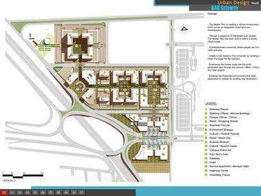 TOD Mixed land use development